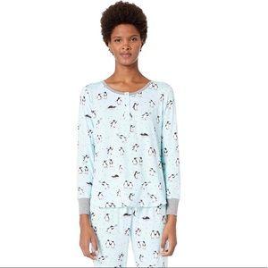 {Kate Spade} dream a little dream Penguin pajamas